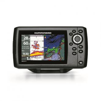 Sonda GPS/Plotter Humminbird HELIX 5 G2N con Cartografia Navionics