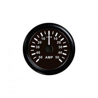 Amperimetro con regulador