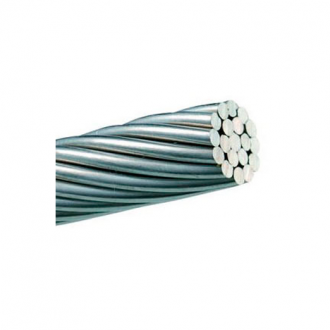 Cable Acero Inoxidable Rigido 1x19