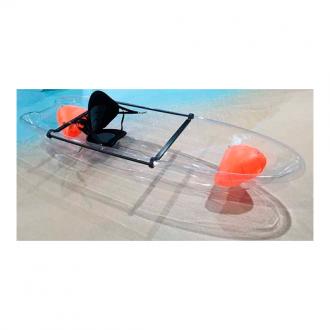 Kayak Transparente Individual