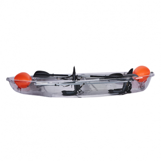 Kayak Transparente Doble