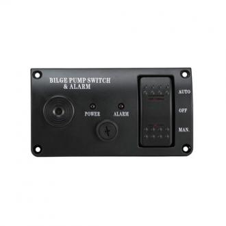 Interruptor y Alarma para Bombas de Achique