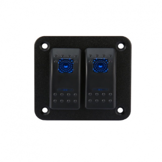 Panel 2 Interruptores 12-24V