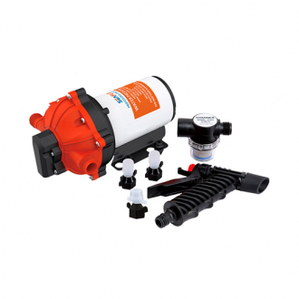 Kit Bomba de Agua a Presion Seaflo 19,7 LPM