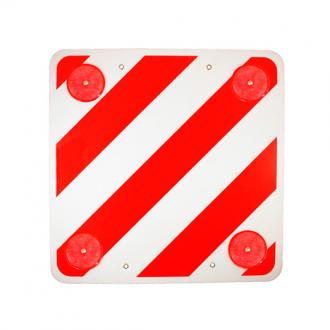 Placa Señalizacion 50x50 cm PVC