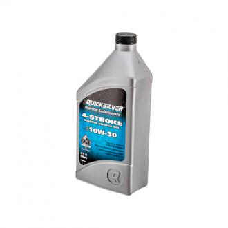 Aceite Quicksilver 4 Tiempos 10W-30 de 1 Litro