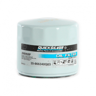 Filtro Aceite Mercruiser Quicksilver 866340Q03