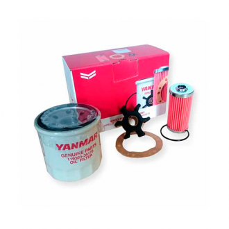 Kit de Mantenimiento Yanmar 2GMF/3GMF