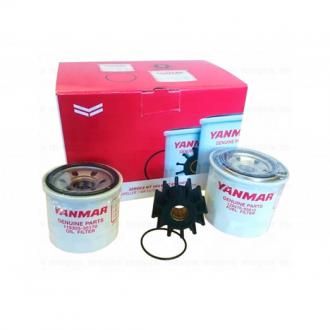 Kit de Mantenimiento Yanmar 3JH3E / 3JH43