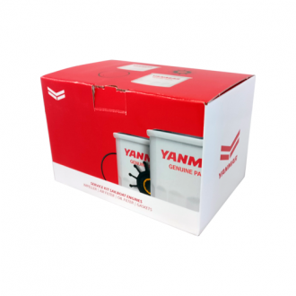 Kit de Mantenimiento Yanmar 4JH2-UTE