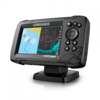 Sonda GPS/Plotter Lowrance HOOK Reveal 5 HDI 50/200