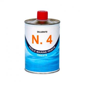 Diluyente Nº4 Marlin