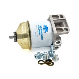 Filtro Separador Diesel 50L-H (Transparente)