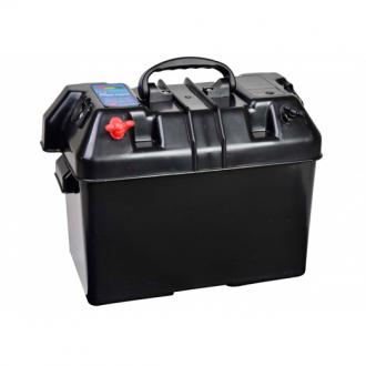 "Caja de Bateria ""Power Deluxe"""