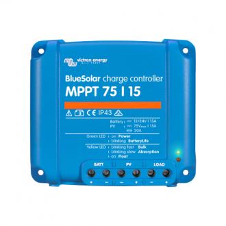 Cargador Solar MPPT Victron Energy 75/15