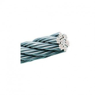 Cable Inox 316 7x7 Semi-Flexible