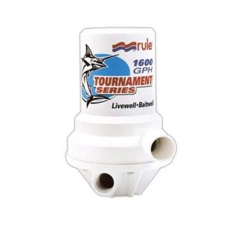 Bomba de Vivero Rule Tournament Doble Salida 1600GPH