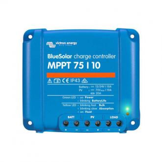 Cargador Solar MPPT Victron Energy 75/10
