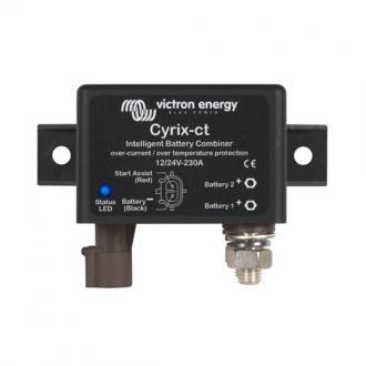 Combinador Aislador Baterias Victron Energy Cyrix-CT 230A