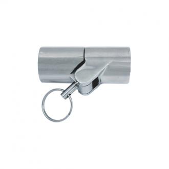 Articulacion Inox 316 con Pasador