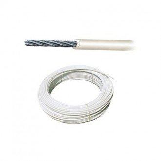 Cable Inox 316 Forrado PVC