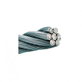 Cable Inox 316 7x19 Flexible