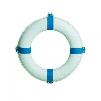 Aro Salvavidas Azul-Blanco