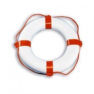 Aro Salvavidas Rojo-Blanco
