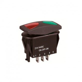 Interruptor Intemperie LED