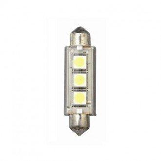 Bombilla Festoon 3 LEDs