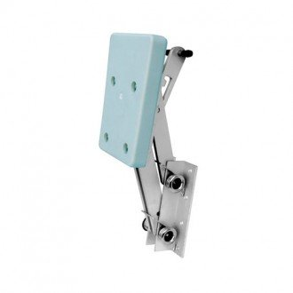Soporte Motor Basculante Aluminio-Plástico 40Kg