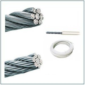 Cables de Acero Inoxidable