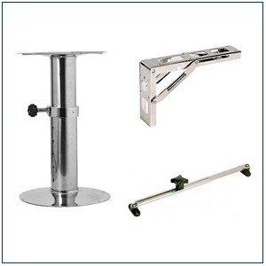 Accesorios Mesas y Escotillas
