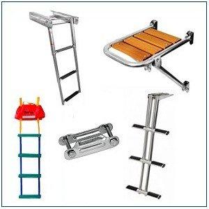 Escaleras y Accesorios