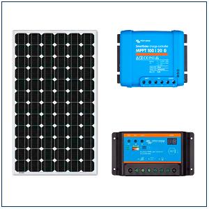 Paneles Solares y Reguladores